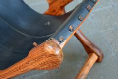 Don Shoemaker 1970s Sloucher Chair - 1341155