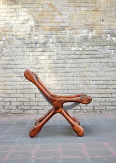 Don Shoemaker 1970s Sloucher Chair - 1341157