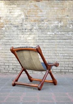 Don Shoemaker 1970s Sloucher Chair - 1341158