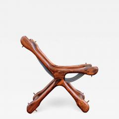 Don Shoemaker 1970s Sloucher Chair - 1344381
