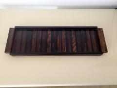 Don Shoemaker A Rosewood Tray by Don Shoemaker - 126268
