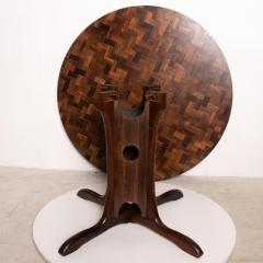Don Shoemaker Don Shoemaker Cocobolo Dining Table Mid Century Mexican Modernist - 1172200