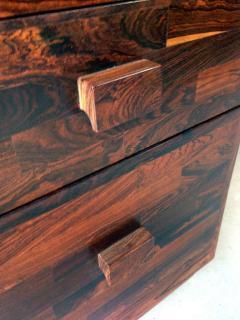 Don Shoemaker Rare Cocobolo Wood Desk Don Shoemaker - 81181