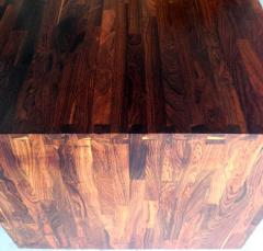 Don Shoemaker Rare Cocobolo Wood Desk Don Shoemaker - 81183