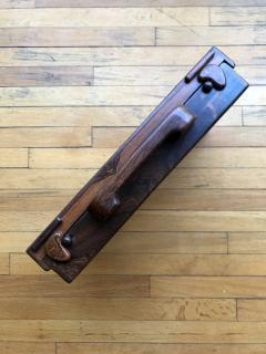 Don Shoemaker Wooden Briefcase - 1351824