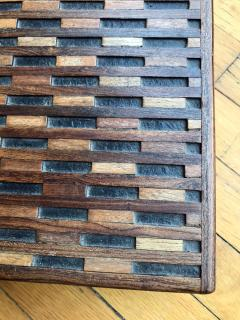 Don Shoemaker Wooden Briefcase - 1351828