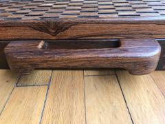 Don Shoemaker Wooden Briefcase - 1351830