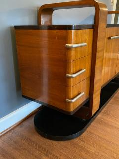 Donald Deskey RARE EXCEPTIONAL MODERNIST ART DECO SIDEBOARD IN THE MANNER OF DONALD DESKEY - 1909908