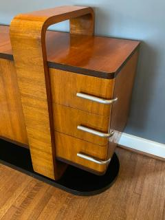 Donald Deskey RARE EXCEPTIONAL MODERNIST ART DECO SIDEBOARD IN THE MANNER OF DONALD DESKEY - 1909909