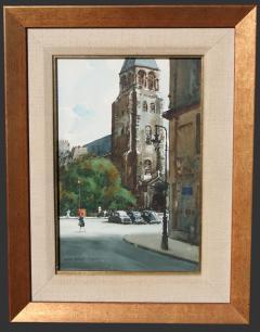 Donald Teague Church of St Germain des Pres Paris - 231555