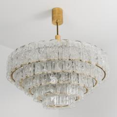 Doria Leuchten Huge Doria Giant Ballroom Light Fixture Germany 1960s - 1061400