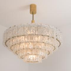 Doria Leuchten Huge Doria Giant Ballroom Light Fixture Germany 1960s - 1061402