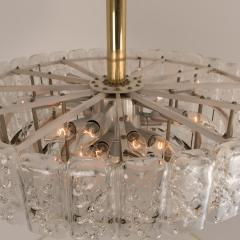 Doria Leuchten Huge Doria Giant Ballroom Light Fixture Germany 1960s - 1061403
