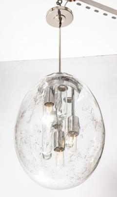Doria Leuchten Murano Sputnik Pendant Light by Doria - 1795607