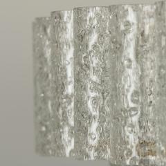 Doria Leuchten Pair of Large Murano Glass Chandeliers by Doria 1960s - 1061437