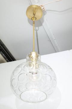 Doria Leuchten Pair of Pendant lights by Doria 2 Pairs Available  - 1154941