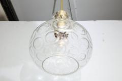 Doria Leuchten Pair of Pendant lights by Doria 2 Pairs Available  - 1154942