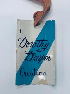 Dorothy Draper Authentic Dorothy Draper Espana Chest in Black Bean circa 1955 - 1976712