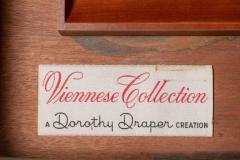 Dorothy Draper DOROTHY DRAPER VIENNESE COLLECTION CHEST LACQUERED IN IVORY CIRCA 1963 - 1921812
