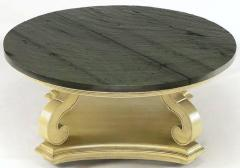 Dorothy Draper Dorothy Draper Espana Collection Ivory And Slate Coffee Table    277374