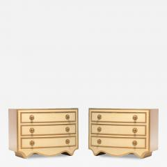 Dorothy Draper PAIR OF DOROTHY DRAPER VIENNESE COLLECTION CHESTS - 1089780
