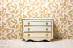 Dorothy Draper PAIR OF DOROTHY DRAPER VIENNESE COLLECTION CHESTS LACQUERED IN IVORY CIRCA 1963 - 1921800
