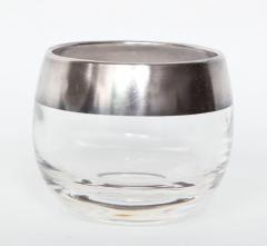 Dorothy Thorpe Dorothy Thorpe Sterling Silver Rimmed Cocktail Set - 1165839