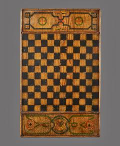 Double sided Parcheesi and Checkerboard - 1570940