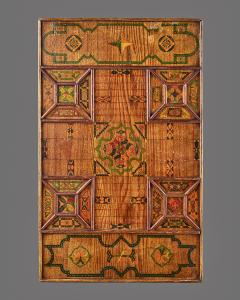 Double sided Parcheesi and Checkerboard - 1570941