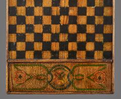 Double sided Parcheesi and Checkerboard - 1570947