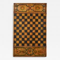 Double sided Parcheesi and Checkerboard - 1573860