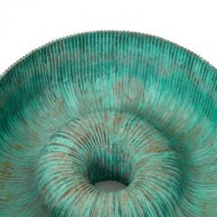 Douglas Ihlenfeld Organic Form Patinated Copper Rod Sculpture - 1118270