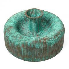 Douglas Ihlenfeld Organic Form Patinated Copper Rod Sculpture - 1118272