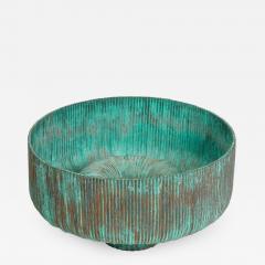 Douglas Ihlenfeld Organic Form Patinated Copper Rod Sculpture - 1118791