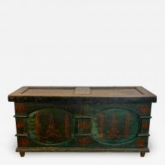 Dowry Chest American Circa 1810 - 1635927