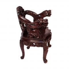 Dragon Armchair Japan Circa 1900 - 1650220