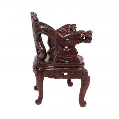Dragon Armchair Japan Circa 1900 - 1650221