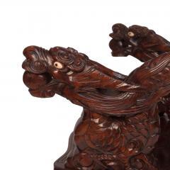 Dragon Armchair Japan Circa 1900 - 1650223