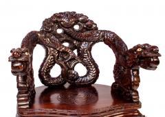 Dragon Armchair Japan Circa 1900 - 1650225