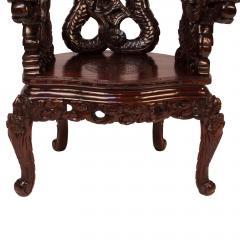 Dragon Armchair Japan Circa 1900 - 1650226