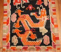 Dragon Tibetan Rug rug no r5236 - 1505585