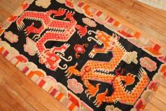 Dragon Tibetan Rug rug no r5236 - 1505589