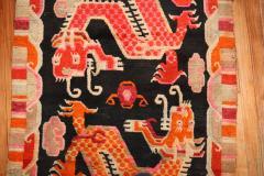 Dragon Tibetan Rug rug no r5236 - 1505619