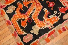 Dragon Tibetan Rug rug no r5236 - 1505623