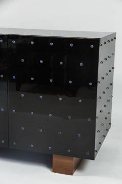 Dragonette Limited Lapis Studded Trousdale Credenza by Dragonette Private Label - 247927