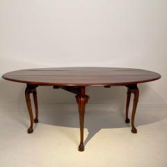 Dropleaf Table England Circa 1960 - 1646237