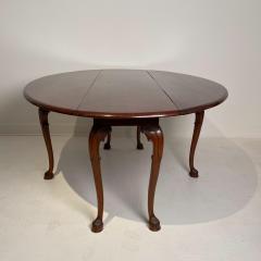 Dropleaf Table England Circa 1960 - 1646239