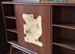 Dry Bar Book Case Cabinet - 1691334