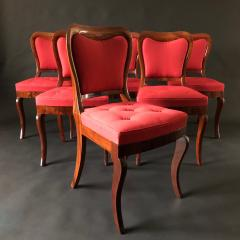Duncan Phyfe A Set of Classical Side Chairs - 1164504
