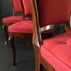 Duncan Phyfe A Set of Classical Side Chairs - 1164505